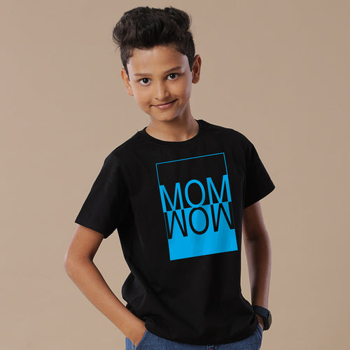 Mom Wow Mother & Son Tees
