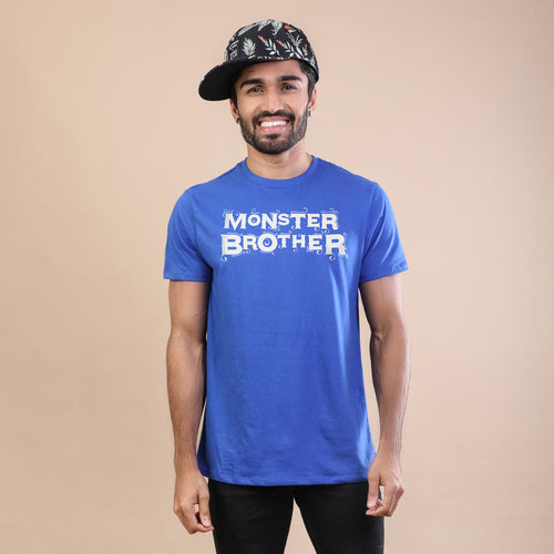 Monster Brother And Sister Adult Siblings Tees