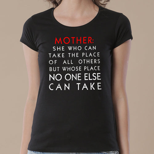 Mother She Who Can Mother Tee