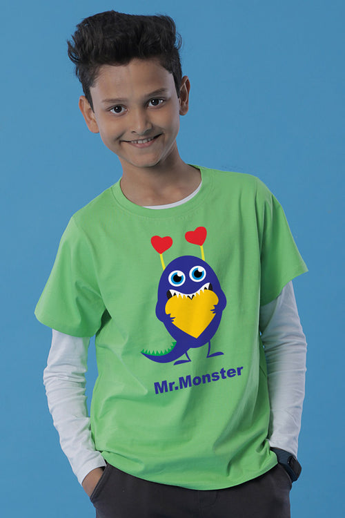 Mr.Monster Tees