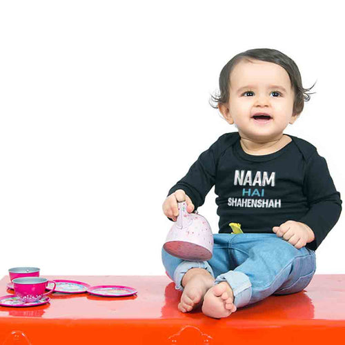 Rishte Mein Toh Hum Dad-Baby Bodysuit and Tees