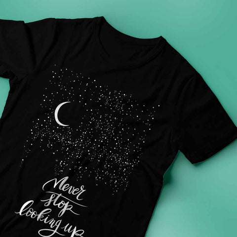 Never Stop Looking Up Tee