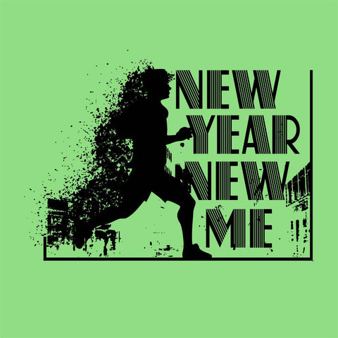 New Year New Me Tee