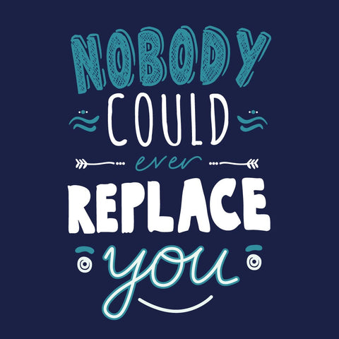 Nobody Could Replace You Dad & Daughter Tees