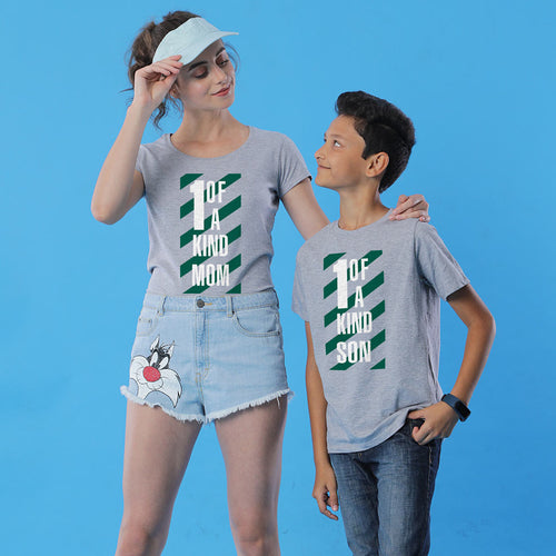One Of A Kind Mom & Son Tees