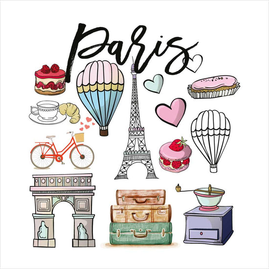 Paris Family Tees