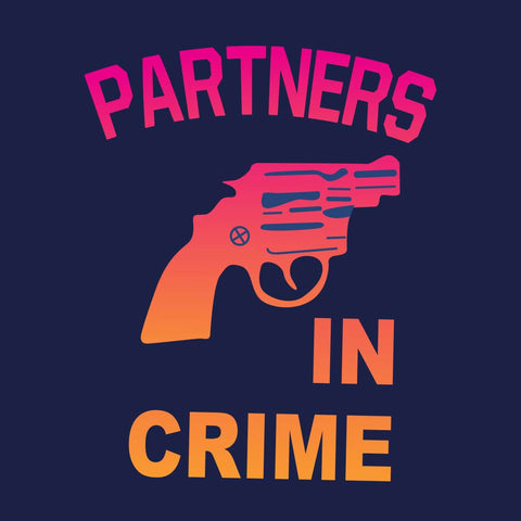 Partners In Crime Dad & Daughter Tees