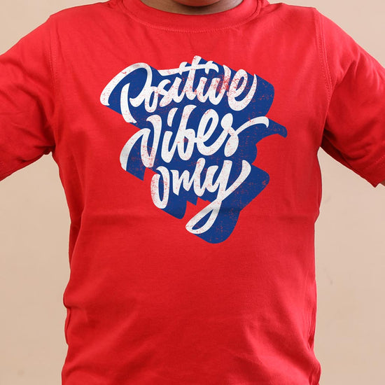 Positive Vibes Only Tees