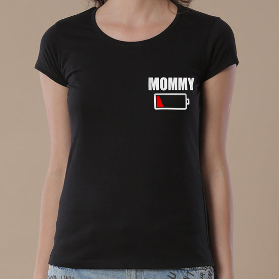 Power Mom And Son Tees