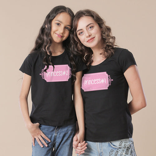 #Princess Tees
