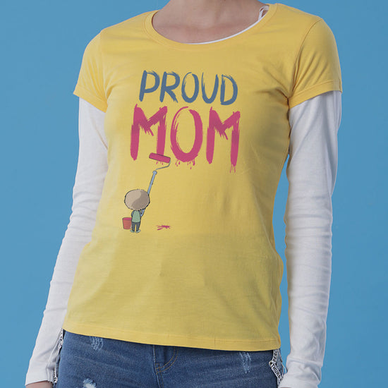 Proud Son/Proud Mom Tees