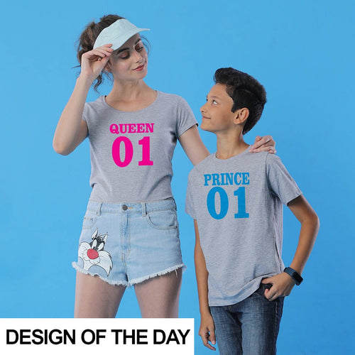 Queen And Prince Tees