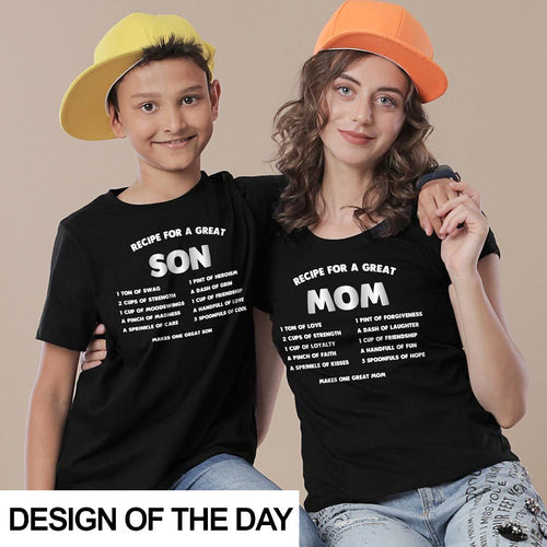 Recipe Mom And Son Tees