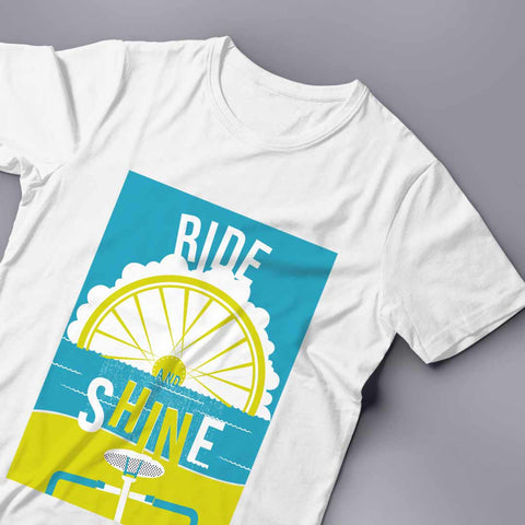 Ride And Shine Tee