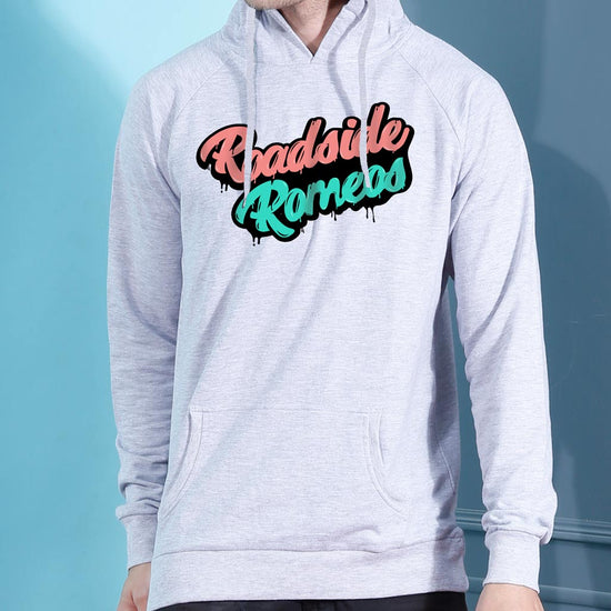 Roadside Romeos, Matching Grey Hoodies For Couples