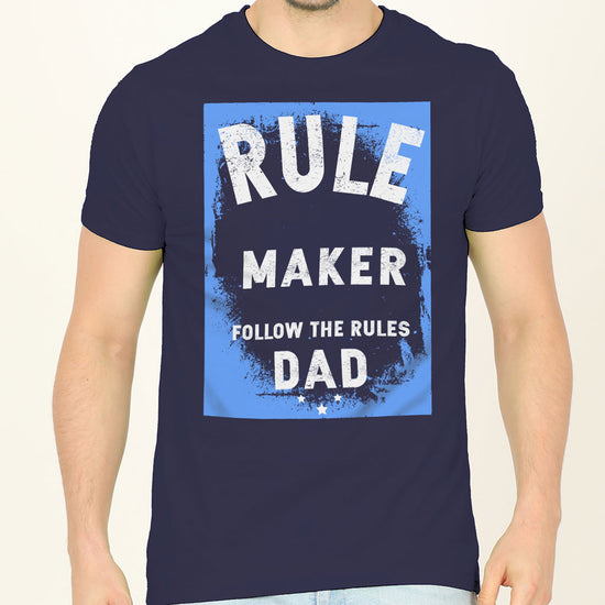 Rules Dad And Daughter Matching Adult Tees
