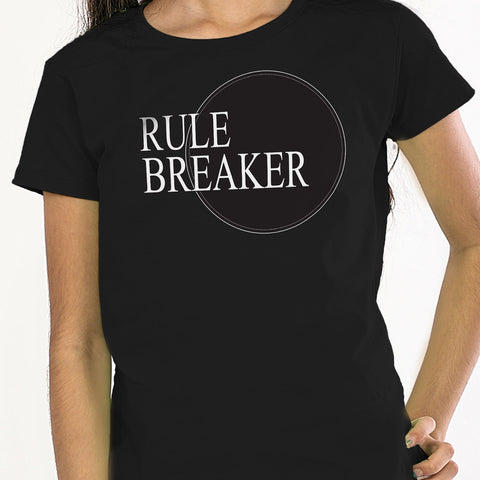 Rule maker/ Rule Breaker Tees