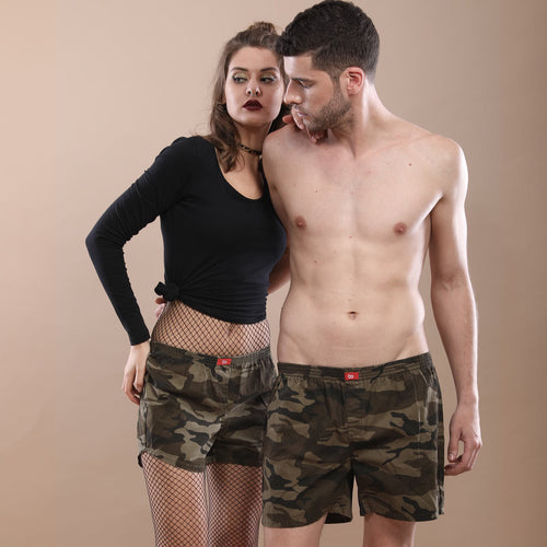 The Cool Army, Matching Couples Boxers
