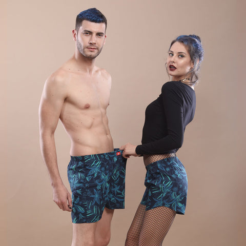 Sneak Peek, Matching Couple Boxers