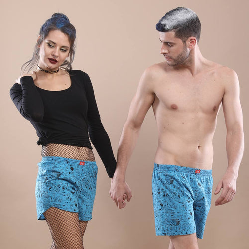 Follow Me, Matching Couples Boxers