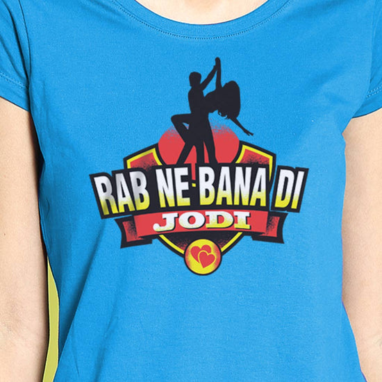 Rab Ne Bana Di Jodi Couple Tees