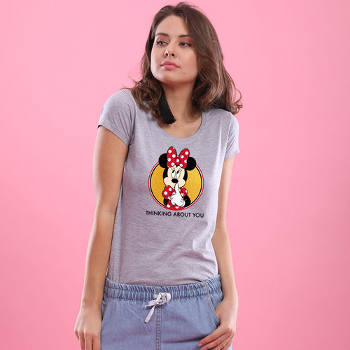 Thinking About You, Matching Disney Tees For Women