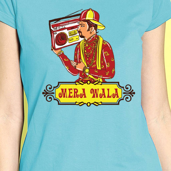 Meri Wali/Mera Wala Couple Tees