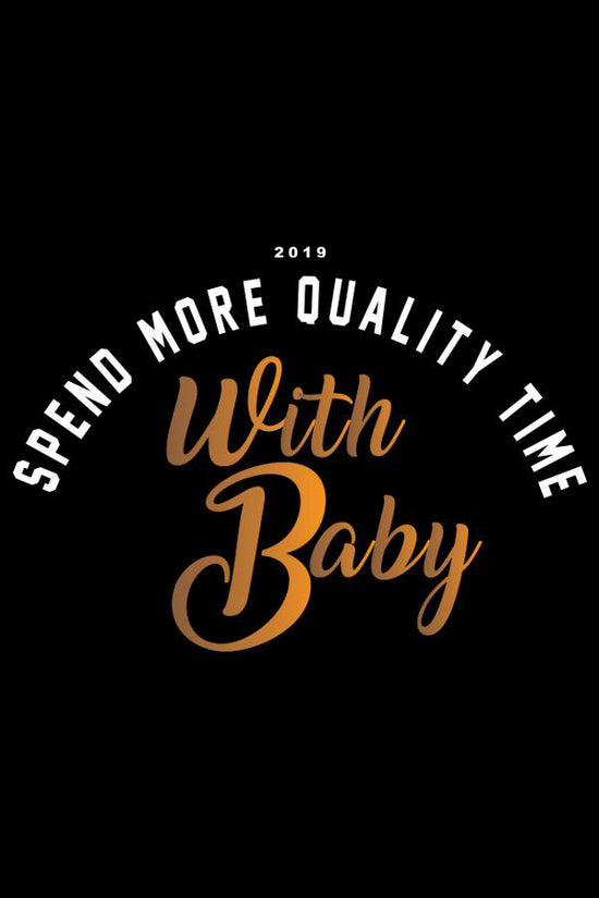 More Quality Time Matching Mom and Baby New Years Tee and Bodysuit