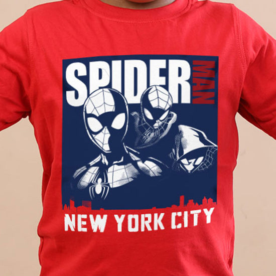 Spider Man Love, Marvel Tee For Kids