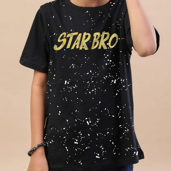 Star Bro/Sis, Matching Tees For Brother And Sister