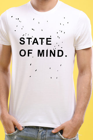 State Of Mind Matching Couple Tees