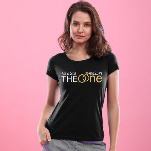 She/He's Still The One/Mate, Matching Tees For Women