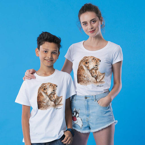 Strongest Mom Son Tees
