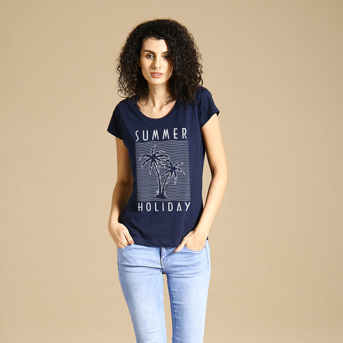 Summer Holiday, Matching Travel Tees For Women