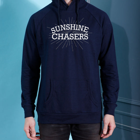 Sunshine Chasers (Blue) Hoodies For Men