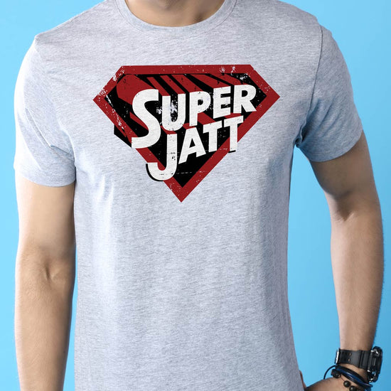 Super Jatt Dad And Son Matching Adult Tees