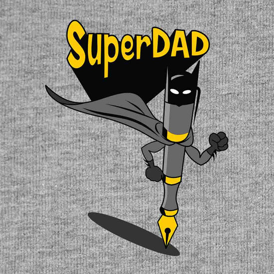 Grey Melange Super Father-Son Tees
