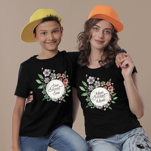 Sweet Mom Sweet Son Tees