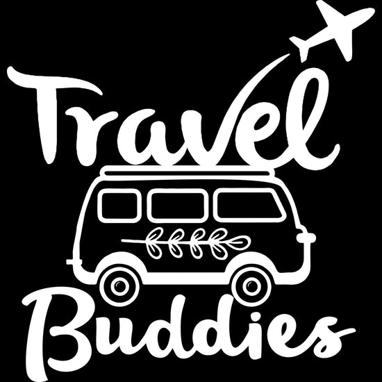 Travel Buddies daddy Tees