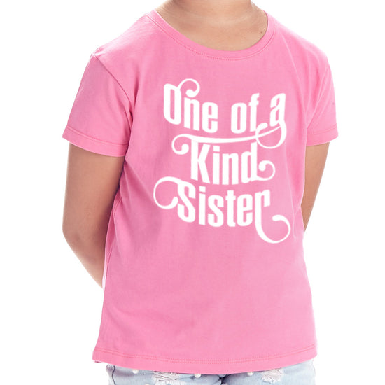 One Of A Kind, Matching Tees For Siblings