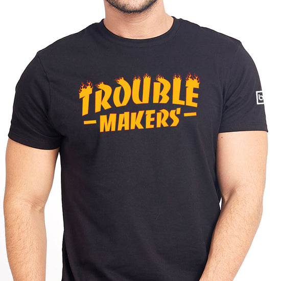 Trouble/Trouble Makers, Matching Family Tees