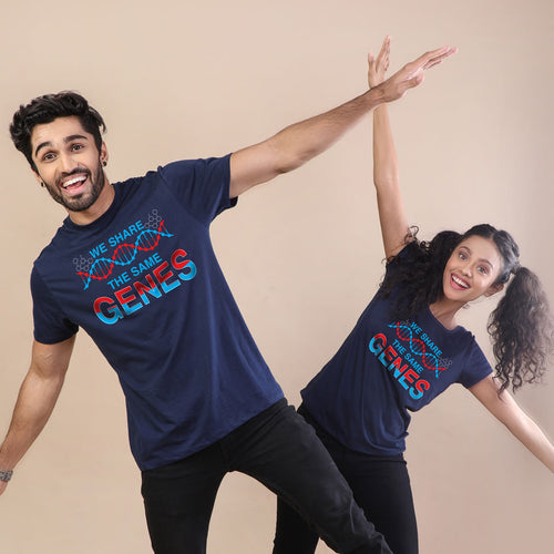 The Same Genes Bro & Sis Tees
