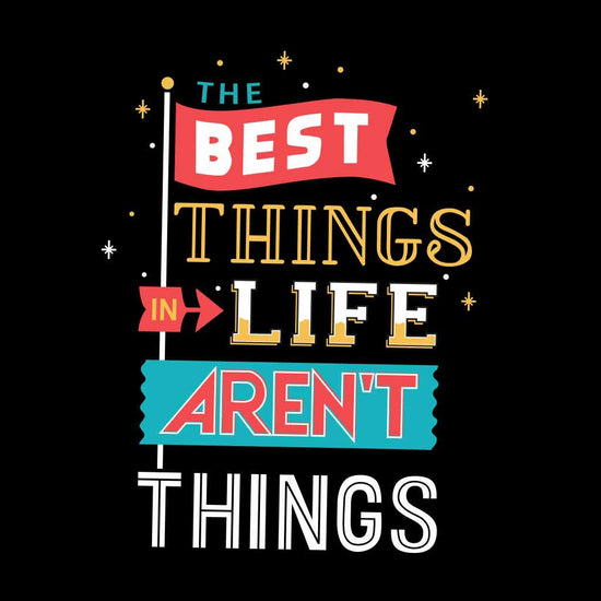 The Best Things In Life Dad & Daughter Tees