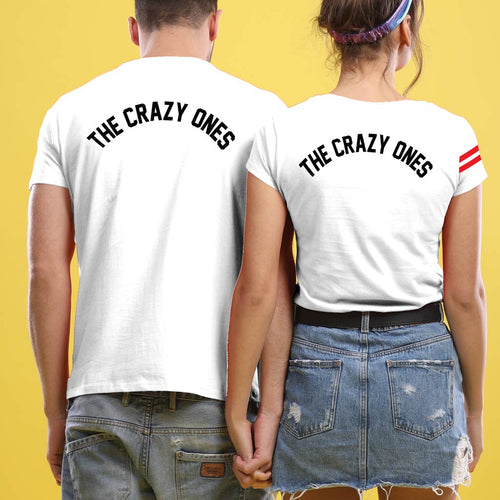 The Crazy Ones, Disney Couple Tees