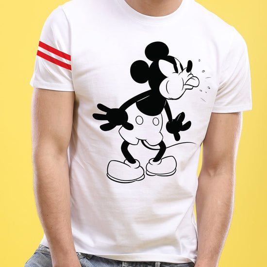 The Crazy Ones, Disney Tee For Men