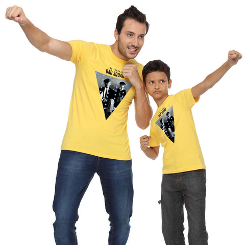 The eternal squad dad & son tee