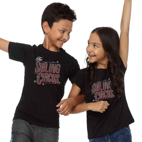 The Sibling Circus Tees