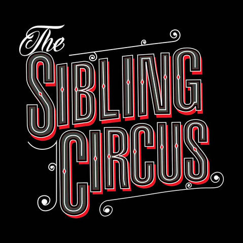 The Sibling Circus Adult Siblings Tee