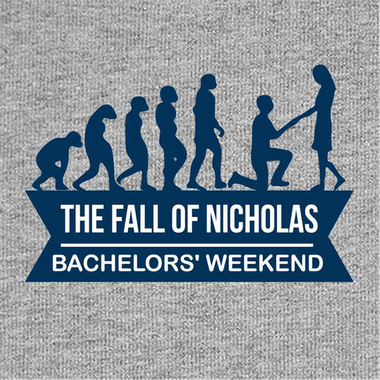 The Fall Of Nicholas Tees