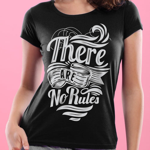 There Are No Rules, Tee For Men